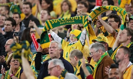 دیدارهای دوستانه استرالیا قبل از جام جهانی 2018