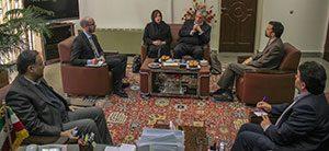آماده سازی زمینه حضور فرش ایران در میلان