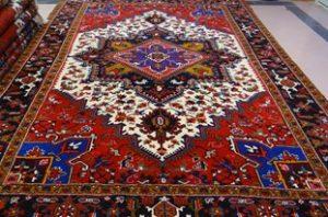 نوروز فرصتی برای فروش فرش دستباف اصیل فارس