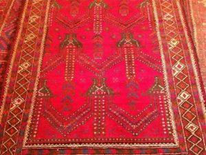 آشنایی با هنر قالی بافی در سیستان و بلوچستان