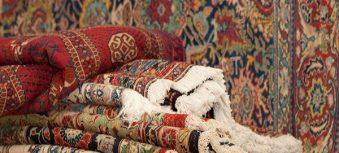 رونق صادرات فرش به آمریکا همچنان پابرجاست