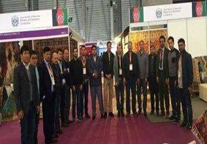 قالی های افغانستان در نمایشگاه شانگهای چین به نمایش گذاشته شد
