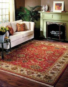 چگونه پرزهای فرش را میتوان از بین برد ؟