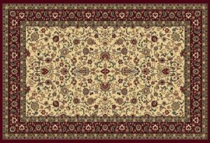 انواع طرحهای متفاوت فرش ایرانی