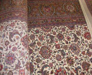 آشنایی با قالی زیبا و کهن اراک