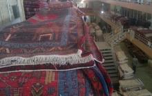 فرش دستباف همدان در سایه بی مهری به فراموشی سپرده شده است