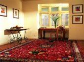 خرید فرش برای خانه های کوچک ونقلی