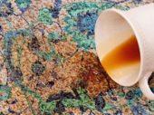 تمیز کردن فرش با مواد طبیعی