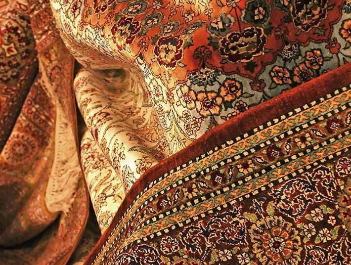 چین ، روسیه ، آفریقای جنوبی خریداران جدید فرش دستباف ایران