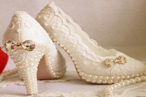 توصیه هایی برای انتخاب کفش عروس