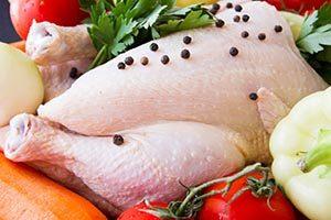 چگونه هنگام خرید مرغ سالم را از مرغ فاسد تشخیص دهیم؟