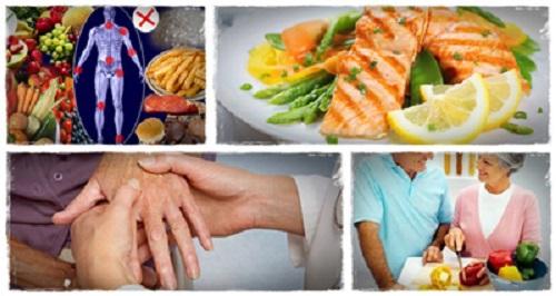 بهترین غذاها برای مبتلایان به درد آرتریت