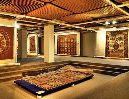 سفری داشته باشیم به موزه فرش ایران
