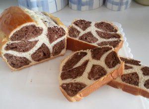 دستور پخت نان زرافه
