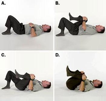 ورزش های مفید برای درمان کمر درد