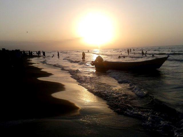 حاجی بکنده یکی از مناطق ساحلی استان گیلان