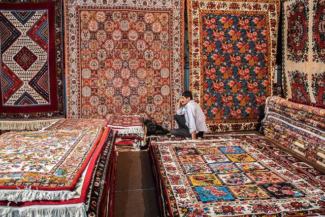 بازار و سرمایه صادرات فرش با نیما صرف نمیکند.