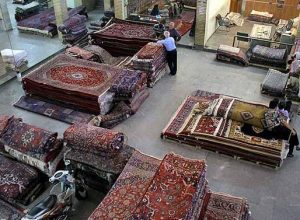 تولید سالانه 40هزار متر مربع فرش دستباف در یزد