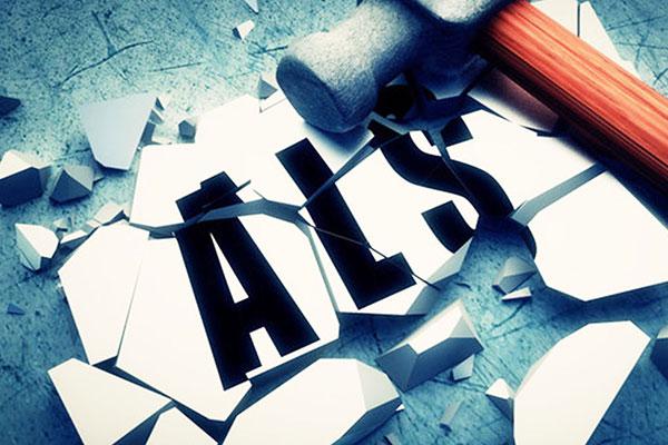 بیماری ای.ال.اس یک بیماری بدخیم