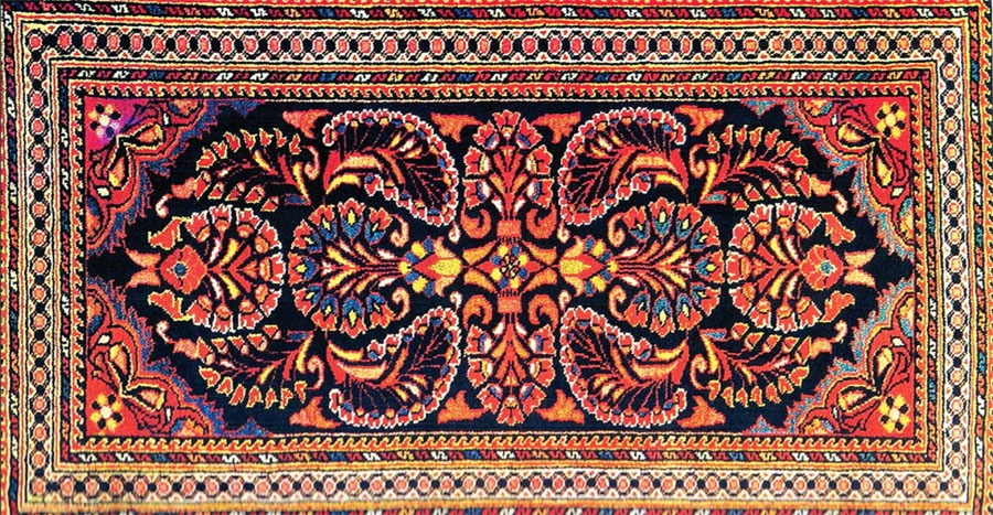 آشنایی با قالی ارمنی