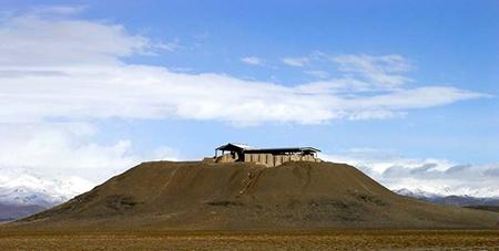 ارگ نوشیجان قدیمی ترین نیایشگاه آریایی ها