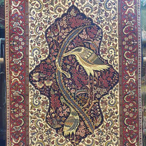 آشنایی با  فرش استان مرکزی
