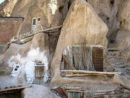 روستای باستانی کندوان در استان آذربایجان شرقی