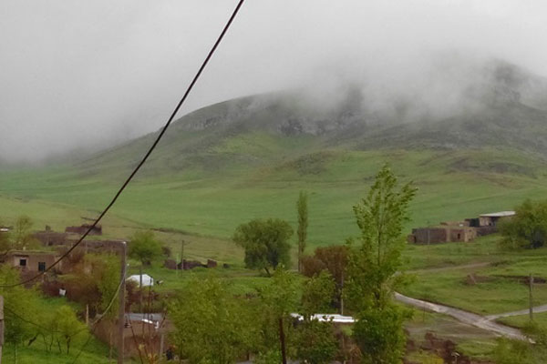 روستای زرگر عجیب ترین روستای ایران