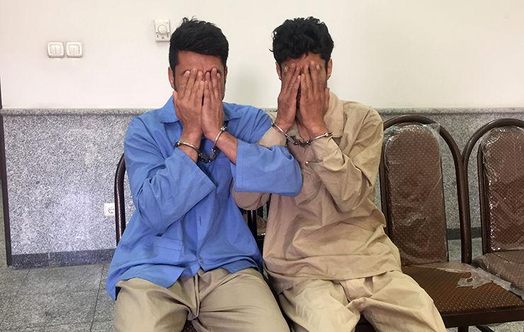 تجاوز 2 جوان شیشه ای به پسر 16 ساله به بهانه جابجایی فرش