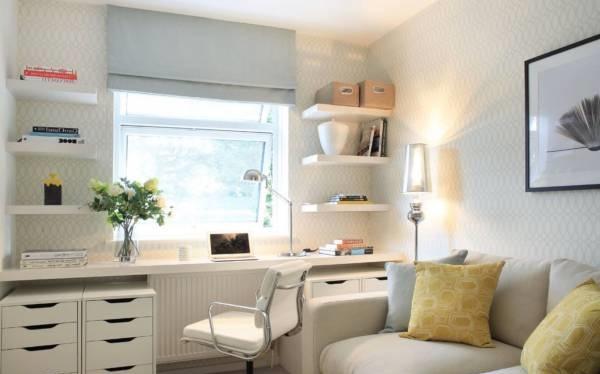 طراحی خلاقانه محیط های کوچک در خانه