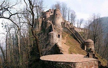 رودخان قلعه ای متعلق به سلجوقیان