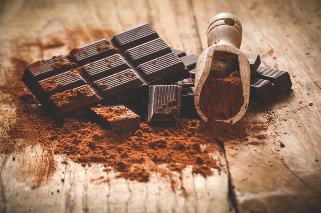 تاثیر شکلات تلخ در عملکرد مغز