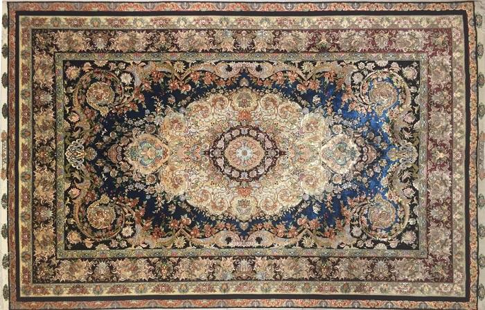 معرفی هنرمندان فرش دستباف در شهرضا
