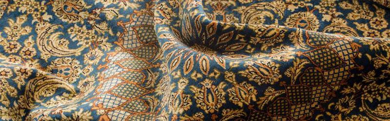 قم مرکز تولید فرش تمام ابریشم در ایران