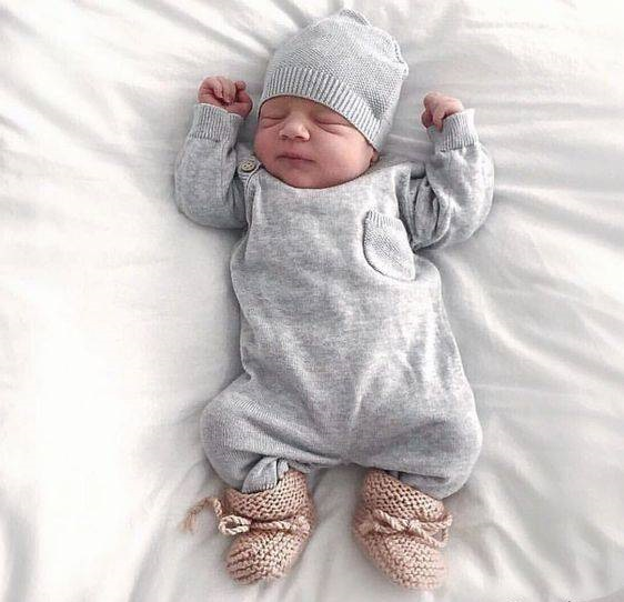 ست های شیک سرهمی برای نوزاد