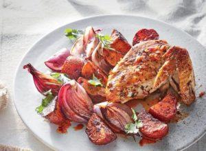 با دستور تهیه مرغ چیمی چوری به سبک آرژانتینی ها آشنا شوید