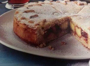 طرز تهیه پای موز یک شیرینی خوشمزه