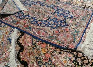 سرقت چهار تخته فرش ابریشم ازمنازل شمال تهران