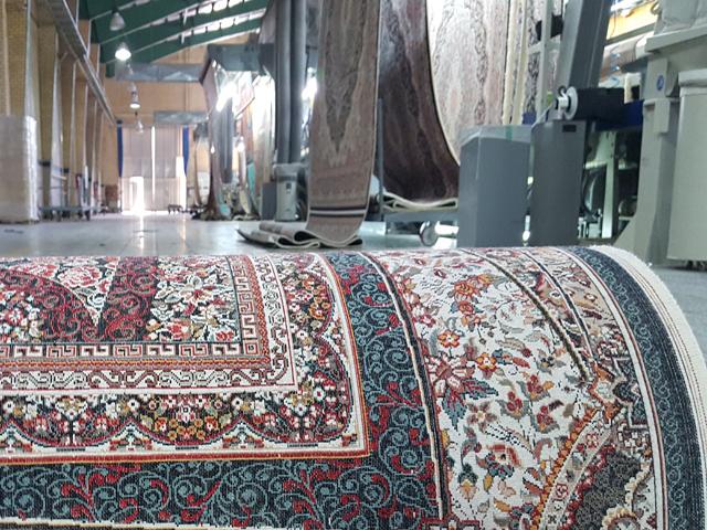 کاهش تولید فرش ماشینی در آران و بیدگل