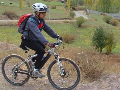 بیش از 9 ساعت در هفته  دوچرخه سواری نکنید