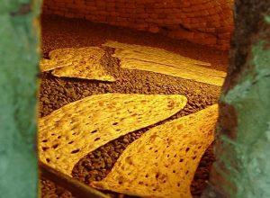 مضرات استفاده از نان سنگگ