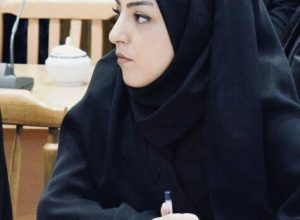 انحصار شکنی آرزو مبصر بانوی عضو شورای اسلامی شهر سردرود