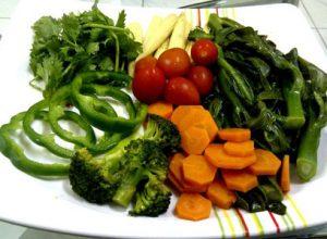 نکته هایی برای بخارپز کردن سبزیجات