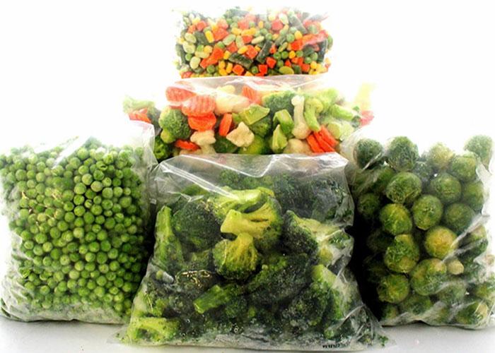 دانستنی هایی درباره سبزیجات منجمد