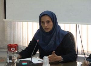 فروغ اسماعیلی معاون آموزش مرکز ملی فرش ایران شد