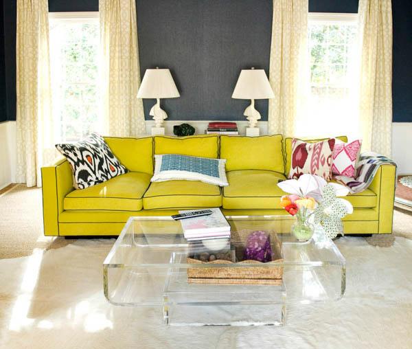 تاثیر شگفت انگیز رنگ طوسی در دکوراسیون داخلی خانه