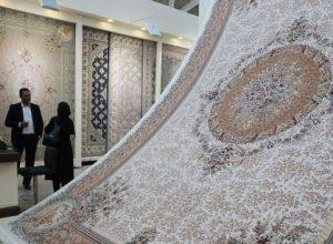 ۹۴ میلیون متر مربع تولید فرش ماشینی درسال1396
