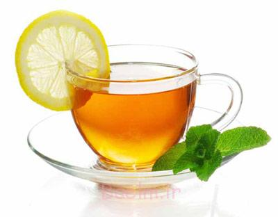 چای سرد نعناع و گل یاس ، خودتان را تحویل بگیرید.