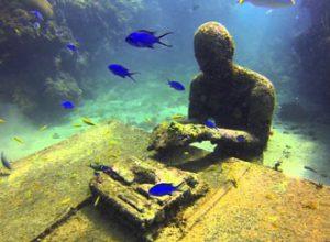 5 مورد از عجیب ترین موزه های زیر دریا