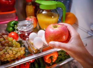 روش نگهداری از میوه سیب
